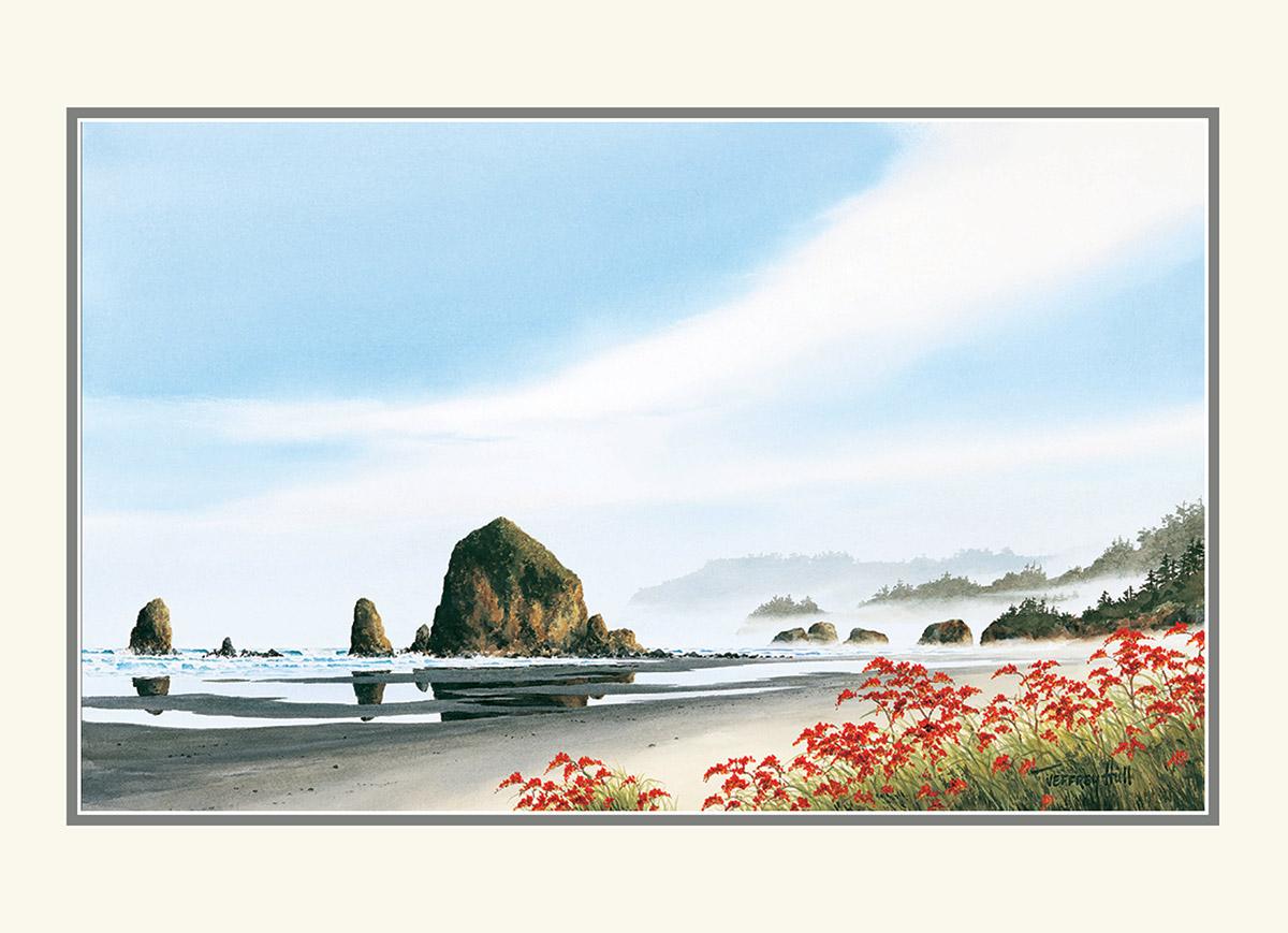 Cannon Beach Reds