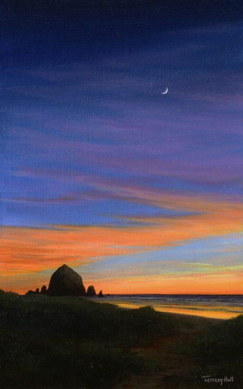 Late, Late Sunset