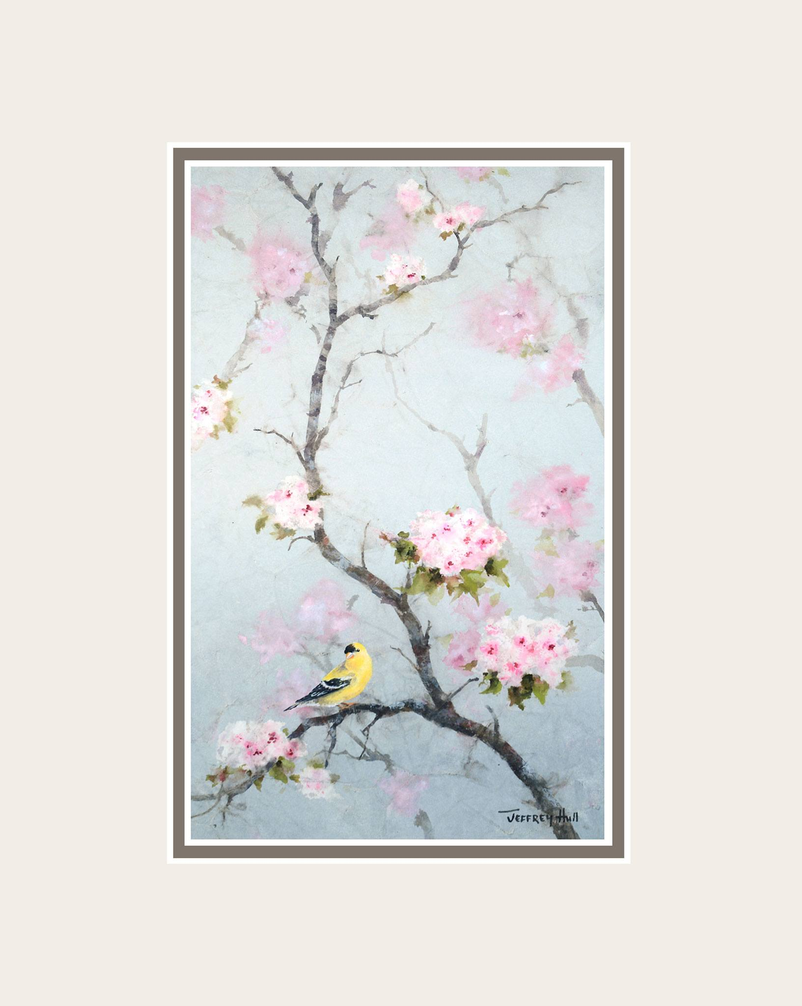 Goldfinch-_-Cherry-Blossoms-Mini-Unframed-Talc-Balmoral-4-Website-2021
